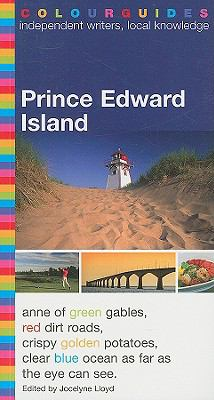 Prince Edward Island Colourguide 9780887808661