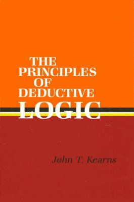 Principles of Deductive Logic 9780887064791