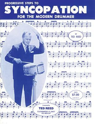 Progressive Steps to Syncopation for the Modern Drummer 9780882847955