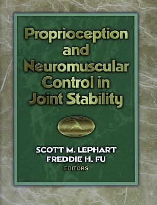 Proprioception Control in Joint Stability 9780880118644