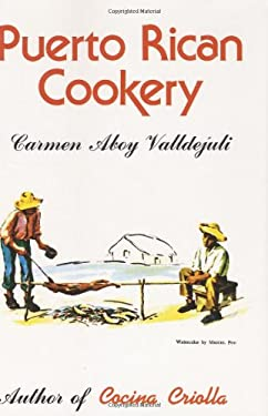 Puerto Rican Cookery 9780882894119