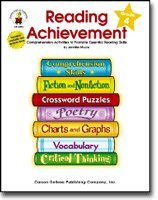 Reading Achievement Grade 4 : Comprehension Activities to Promote Essential Reading Skills