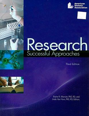 Research: Successful Approaches 9780880914154