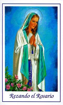 Rezando el Rosario: Con Reflexiones Biblicas y Oraciones 9780882713083