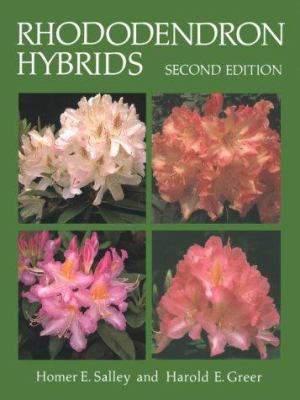 Rhododendron Hybrids 9780881921847