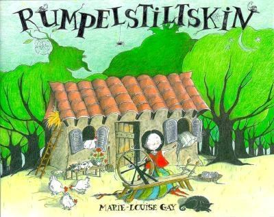 Rumpelstiltskin (Cloth) 9780888992796