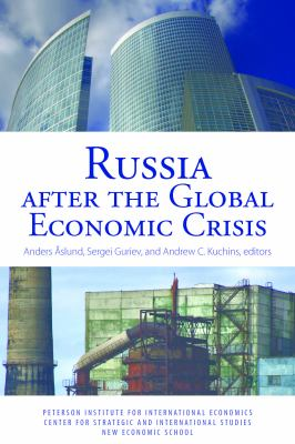 Russia After the Global Economic Crisis 9780881324976