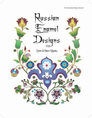 Russian Enamel Designs 9780880451734