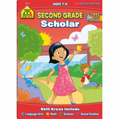 Scholar Series Workbooks: 2nd Grade 9780887434938