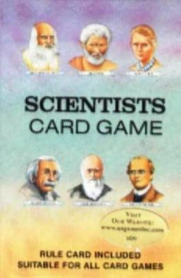 Scientists Card Game [With Rule Card Suitable for All Card Games] 9780880794060