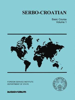 Serbo-Croatian Basic Course 9780884325833