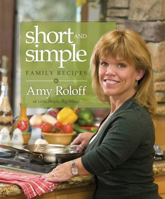 Short & Simple Family Recipes 9780882408880