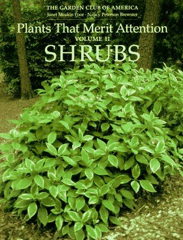 Shrubs 9780881923476