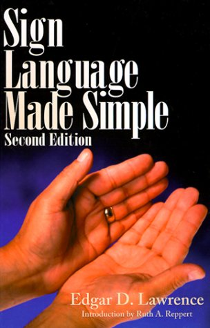 Sign Language Made Simple 9780882435008