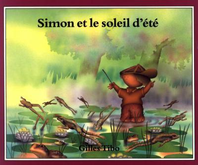 Simon Et Le Soleil D'Ete 9780887762819