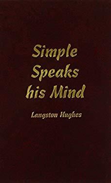 Simple Speaks His Mind 9780884110613