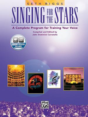 Singing for the Stars: Book & 2 CDs 9780882845289