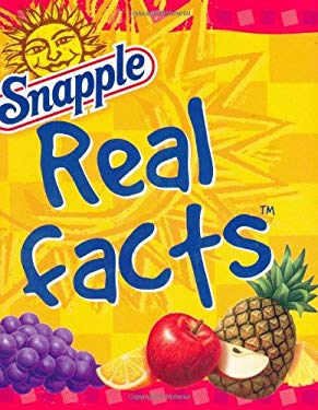 Snapple Real Facts 9780880885829