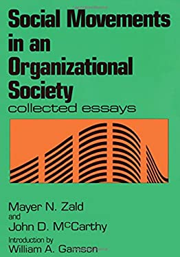 Social Movements in an Organizational Society 9780887381195