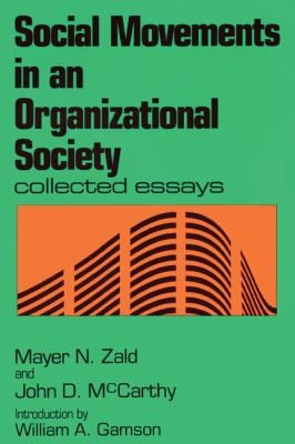 Social Movements in an Organizational Society 9780887388026