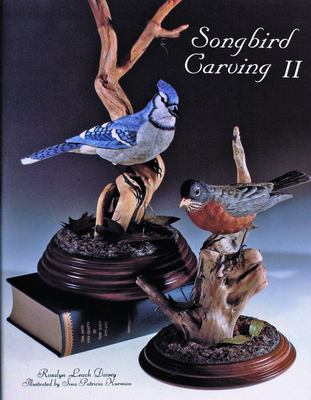 Songbird Carving 9780887401190