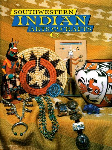 Southwestern Indian Arts & Crafts 9780887140952