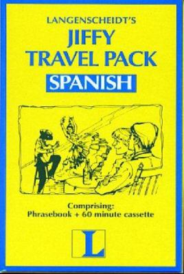 Spanish Jiffy Travel Pack [With *]