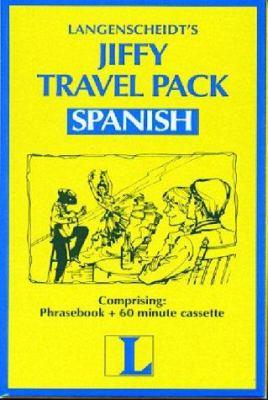 Spanish Jiffy Travel Pack [With *]