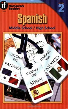 Spanish, Middle School/High School, Level 2 9780880129886