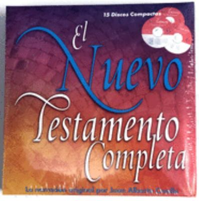 Spanish New Testament-RV 2000 9780883688229