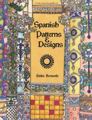 Spanish Patterns & Designs 9780880451659
