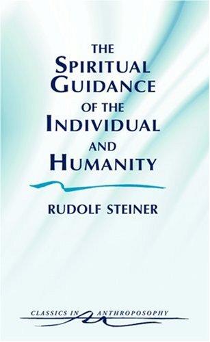 Spiritual Guidance of the Individu 9780880103640