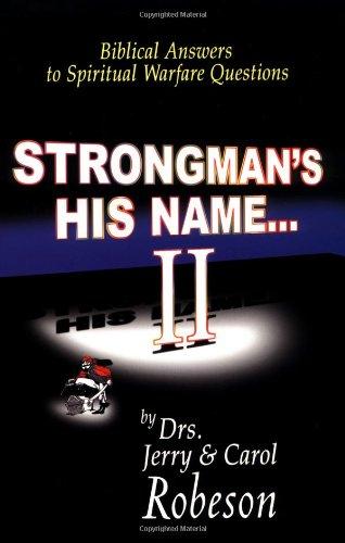 Strongmans His Name...II 9780883686034