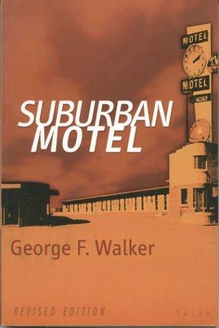 Suburban Motel 9780889224124