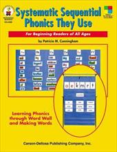 Systematic Sequential Phonics They Use: For Beginning Readers of Any Age 3978390