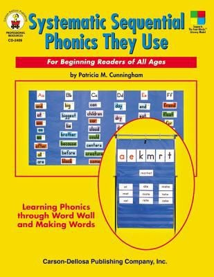 Systematic Sequential Phonics They Use: For Beginning Readers of Any Age 9780887245817