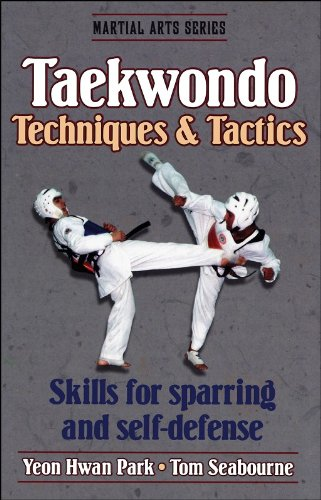 Taekwondo Techniques and Tactics 9780880116442