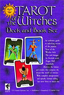 Tarot of the Witches Deck [With Book] 9780880794183