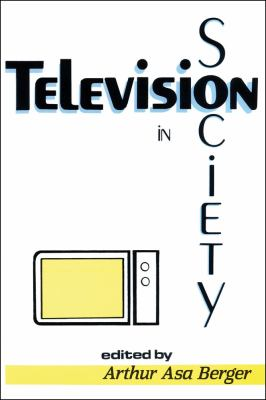Television in Society 9780887386527