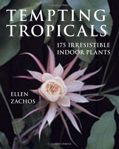 Tempting Tropicals: 175 Irresistible Indoor Plants 9780881927320