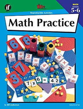Math Practice, Grades 5-6 9780880128179