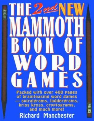 The 2nd New Mammoth Book of Seek-A-Word 9780884862796