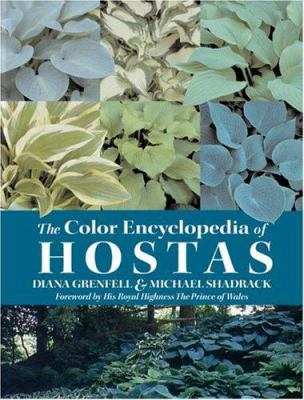 The Color Encyclopedia of Hostas 9780881926187