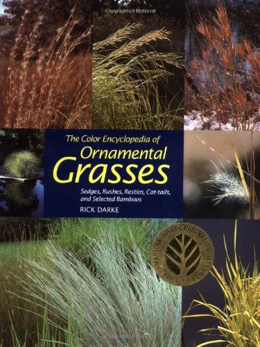 The Color Encyclopedia of Ornamental Grasses: Sedges, Rushes, Restios, Cat-Tails, and Selected Bamboos 9780881924640