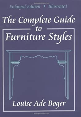 The Complete Guide to Furniture Styles 9780881339390