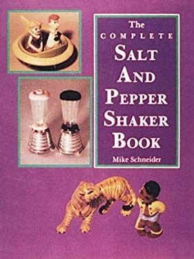 The Complete Salt and Pepper Shaker Book 9780887404948