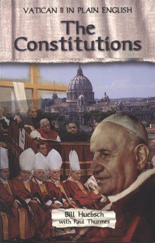 The Constitutions 9780883473504