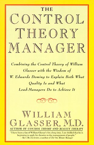 The Control Theory Manager 9780887307195
