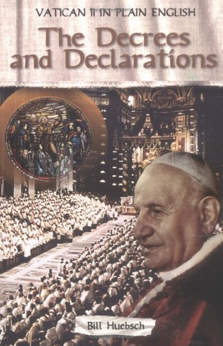The Decrees and Declarations 9780883473511