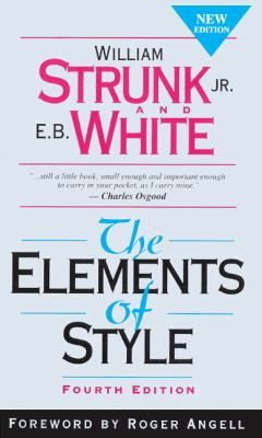 The Elements of Style 9780881030686